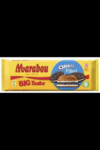 Marabou Big Taste Oreo suklaalevy 320g