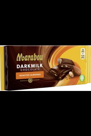 Marabou Darkmilk chokolate roasted almonds suklaalevy 85g