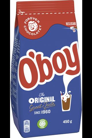 Oboy Original Kaakaojuomajauhe 450g