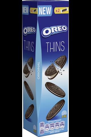 Oreo Crispy&Thin Original täytekeksi 96g