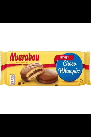 Marabou Choco Whoopies herkuttelukeksi 175g