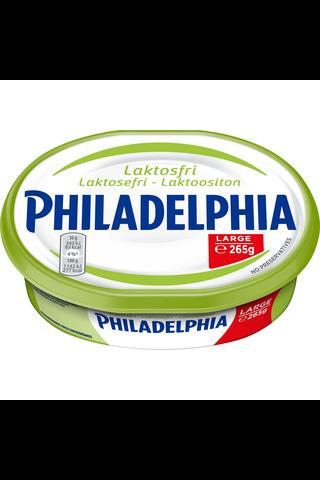 Philadelphia Laktoositon Tuorejuusto 265