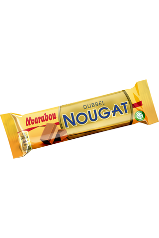 Marabou Dubbel Nougat suklaapatukka 43g