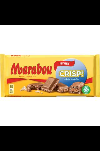 Marabou 185g Crisp! suklaalevy