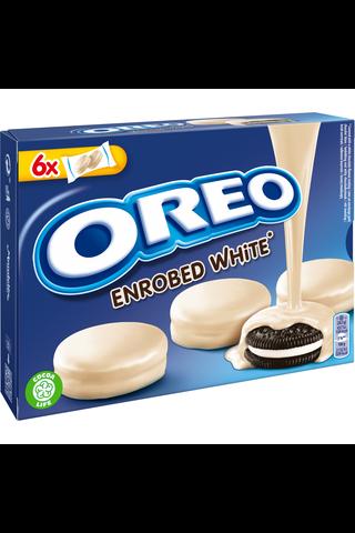 Oreo Enrobed White kuorutettuja täytekeksejä 246g