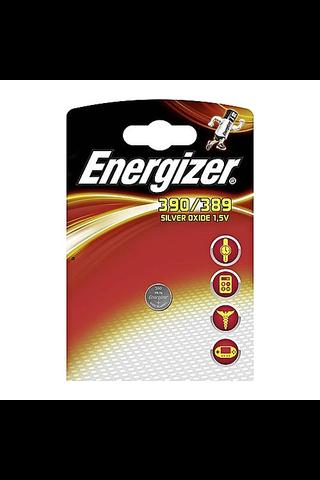 Energizer nappiparisto 390/389 hopeaoksidi 1,5V