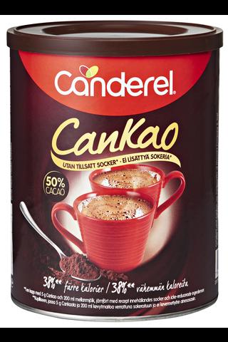 Canderel 250g Cankao makeutusainetta sisältävä kevyt kaakaojuomajauhe