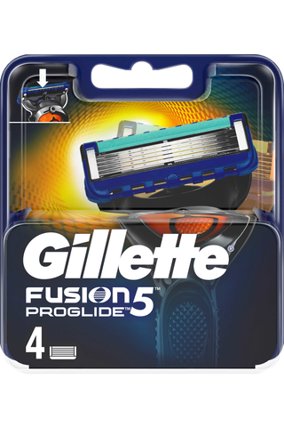 Gillette 4kpl Fusion5 Proglide terä