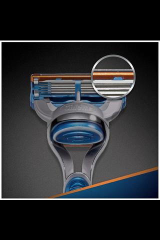 Gillette Fusion5 partahöylä