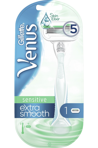 Gillette Venus Extra Smooth Sensitive ihokarvanajohöylä