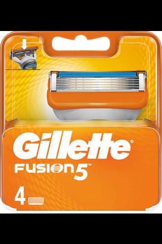 Gillette 4kpl Fusion5 terä