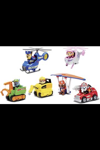 Paw Patrol Ultimate Rescue miniajoneuvot