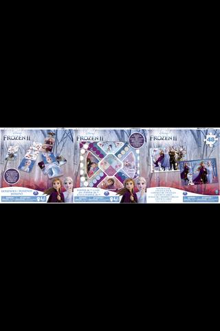 Frozen 2 3 pelin pakkaus