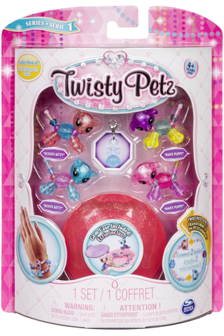Twisty Petz 4-pakkaus