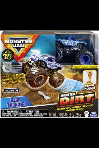Monster Jam Monster Dirt aloituspakkaus