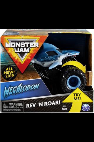 Monster Jam 1:43 Monsteriauto vauhtipyörällä