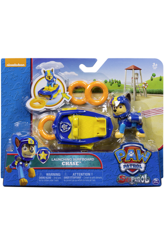 Paw Patrol Sea Patrol figuuri