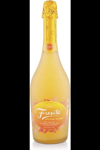 Fresita Orange Sunset 5,5% 75cl kuohuviinipohjainen juomasekoitus