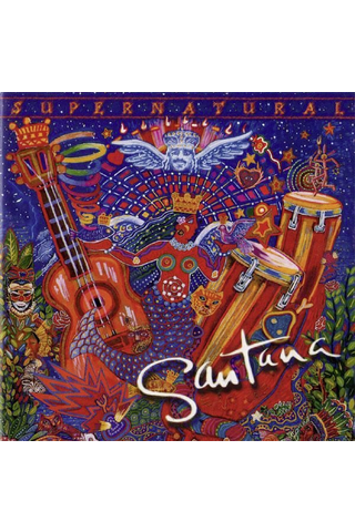 Santana:supernatural