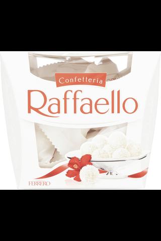 Raffaello 150g kookoserikoisuus sisällä kokonainen manteli