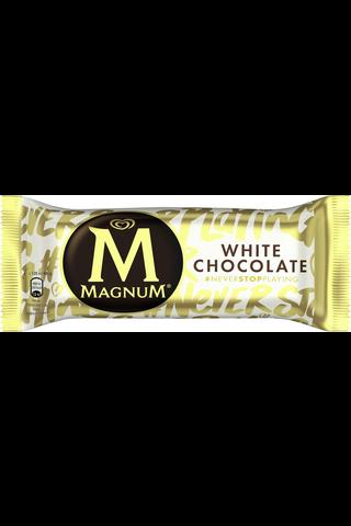 Magnum 86g/120ml White vanilja-valkosuklaa jäätelöpuikko