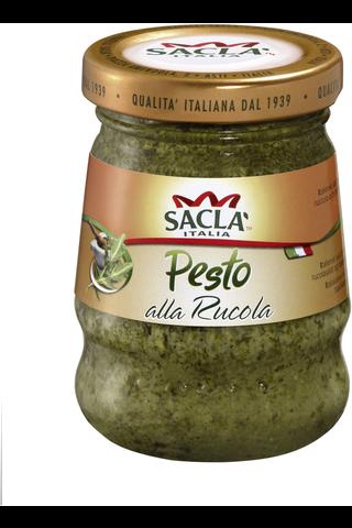 Sacla 90g Pesto alla Rucola pestokastike