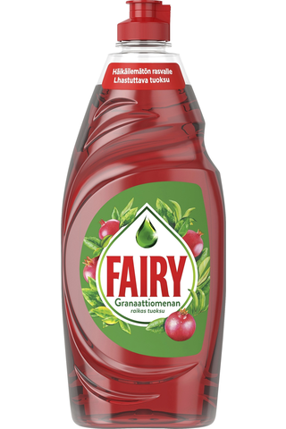 Fairy 500 ml Naturals granaattiomena astianpesuaine