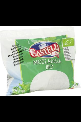 Mozzarella Luomu