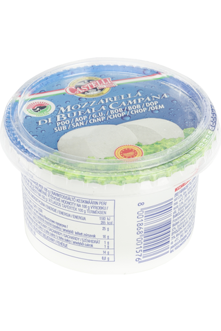 Mozzarella Puhvelinmaito