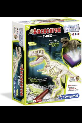 Clementoni Archeofun T-Rex tiedesetti