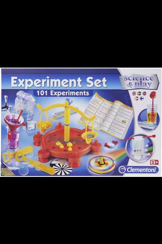 Clementoni Experiment Set tiedesetti