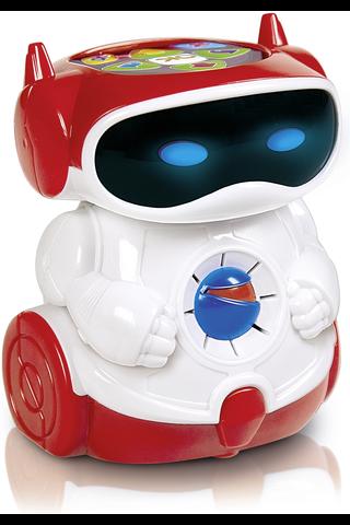 Clementoni Doc-robotti suomi-ruotsi