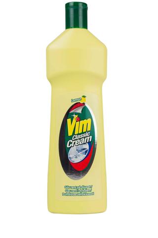 Vim 500ml Classic Cream Lemon hankausneste