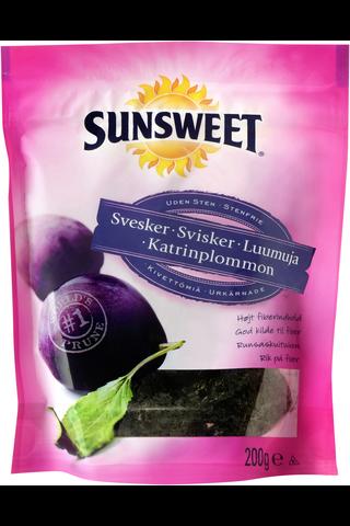 200g Sunsweet Kivettömiä luumuja