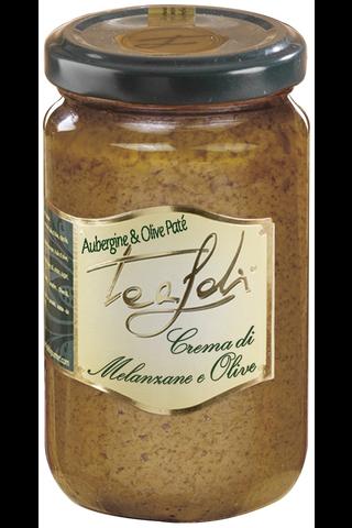 Tealdi 180g munakoiso-oliivi paté