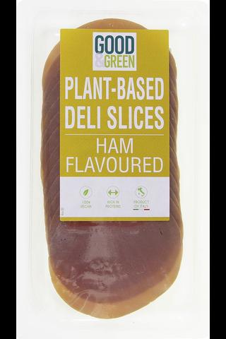 Good&Green 90g Ham Flavoured Vegan Cold Cut
