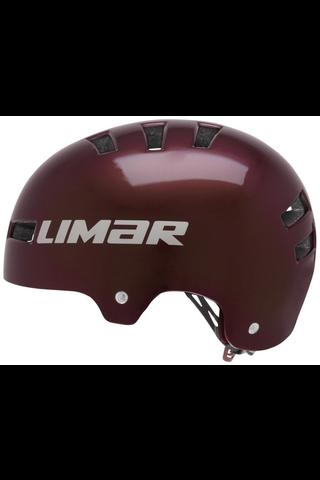 Limar kypärä BMX 360 52-59 burgundy