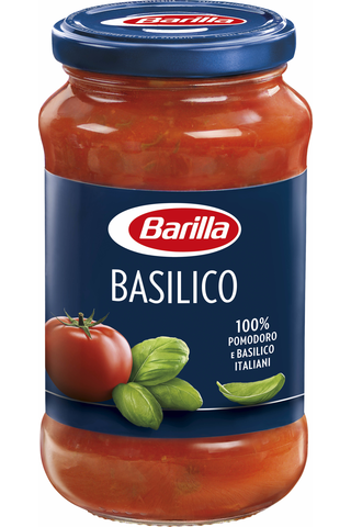 Barilla Basilico tomaatti-basilikakastike 400g