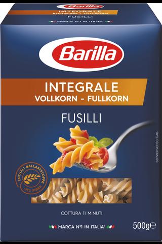 Barilla 500g Täysjyvä Fusilli