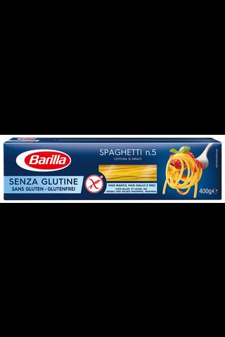 Barilla 400g Spaghetti gluteeniton