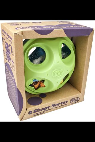 Green Toys lajittelulelu