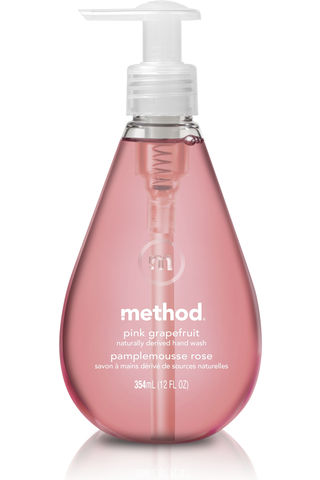 Method Nestesaippua Pink Grapefruit 354ml