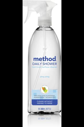 Method 828ml suihkun puhdistussuihke Tuoksuilangia