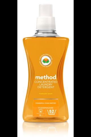 Method Pyykinpesuaine Freshwater Peach 1560ml
