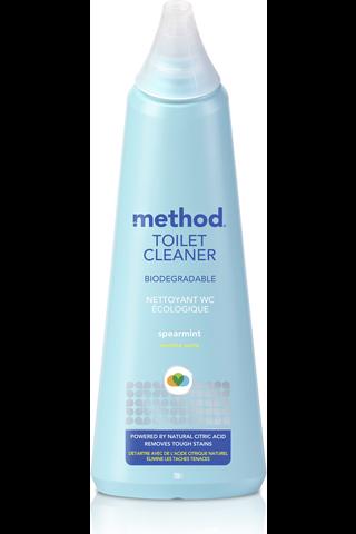 Method 709ml wc-puhdistusaine spearmint