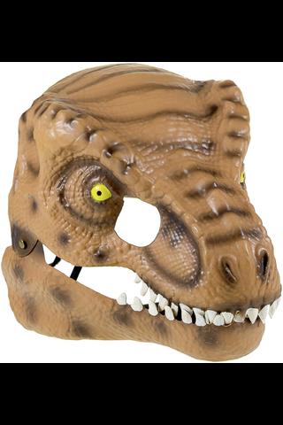 Rubies Jurassic World T-Rex lasten naamio