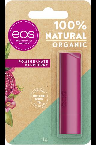EOS Granaattiomena 4g huulivoide