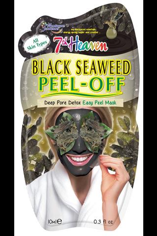 MJ 10ml Black Seaweed Peel Off Masque