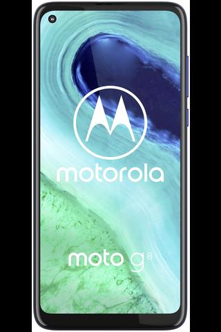 Motorola g8 sininen