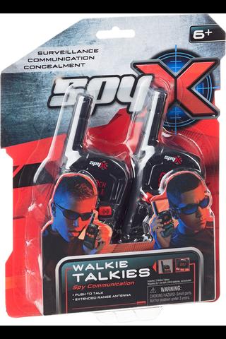 Spy X radiopuhelimet